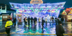 Timelapse Video Of Hyde Park's Winter Wonderland