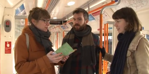 Video: A Race Around The Overground