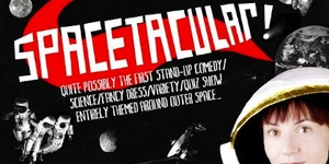 Helen Keen's Spacetacular! Line-Up Announced