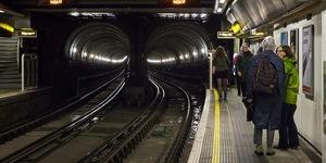 Londonist Underground: Funnel Of Tunnels