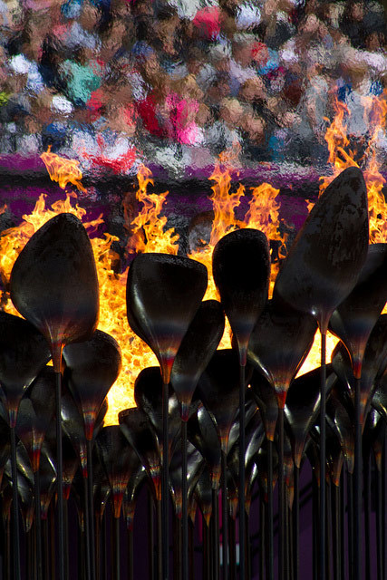 Olympic Cauldron & The Shard Make Design Award Longlist
