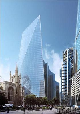 Scalpel Skyscraper Gets Planning Approval