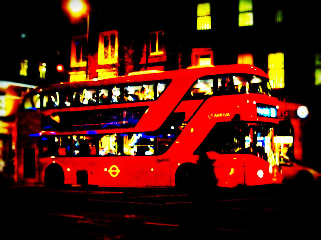 New Bus For London To Serve 24 Route