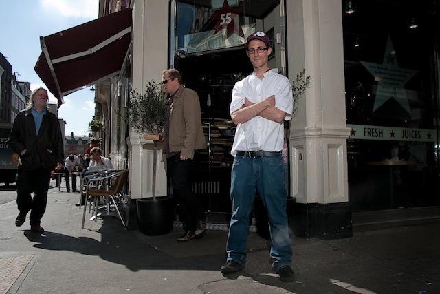 Adan, Pret a Manger, Frith Street
