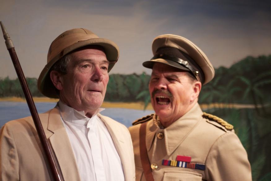 Theatre Review: So Great A Crime @ Finborough Theatre