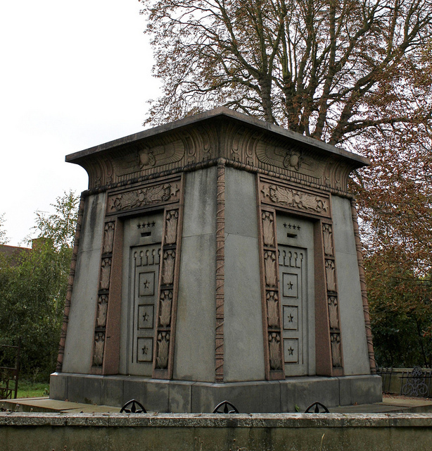 Kilmorey Mausoleum: St. Margaret's Road Twickenham by curry15