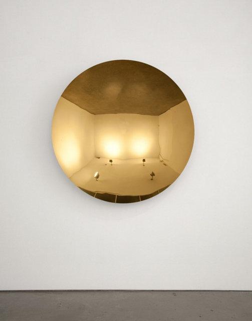 Anish Kapoor (1954 -) Untitled, 2011. Image courtesy Opera Gallery.