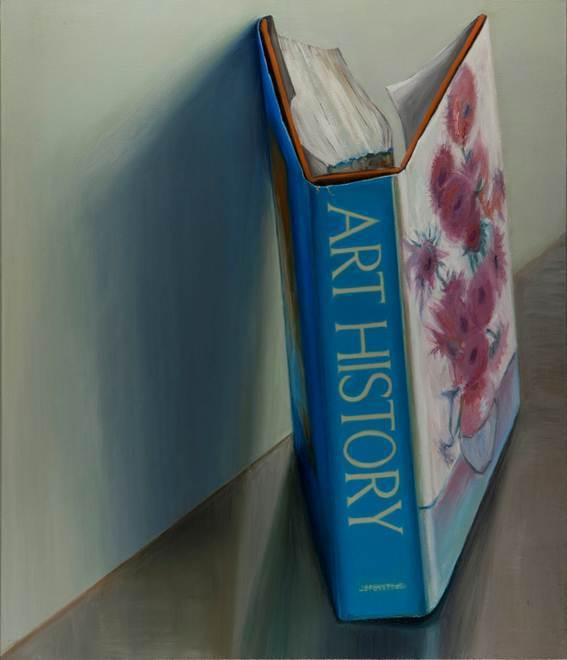 Martin McGinn, Art History, 2012
