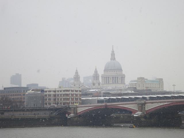 Snow: London Transport Update
