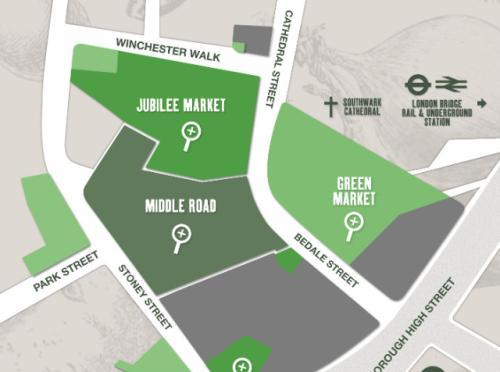 Borough Market Launches New Interactive Map