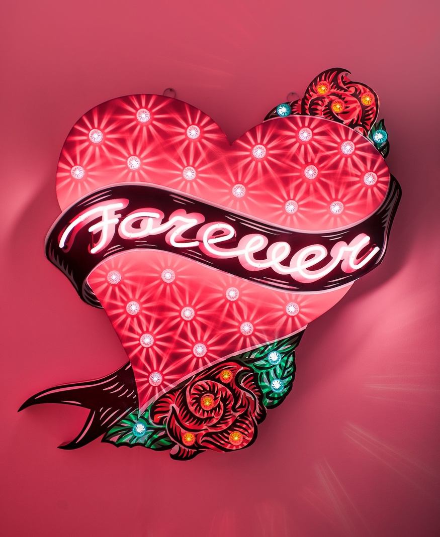 Chris Bracey - Forever. Image courtesy Scream