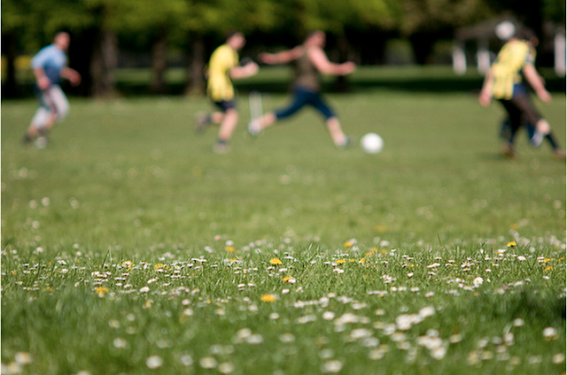 Where to play Sport in London: Part F