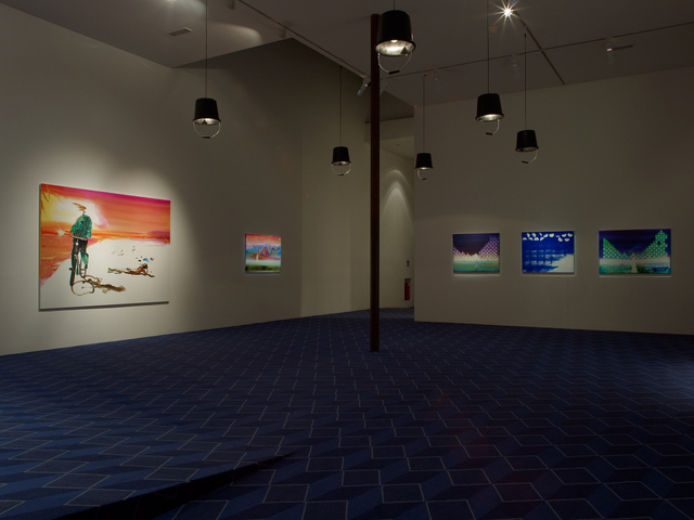 Installation view. Courtesy the Artist and Victoria Miro, London © John Kørner