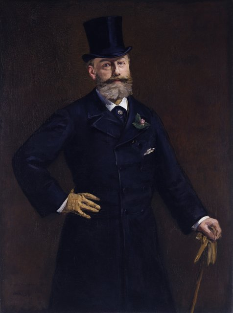 Manet: Portraying Life  26 January 2013 to 14 April 2013    Key. 53  /  Cat. 45    Edouard Manet  Portrait of M. Antonin Proust, 1880  Oil on canvas  129.5 x 95.9 cm  Lent by the Toledo Museum of Art; Gift of Edward Drummond Libbey  Photo Photography Incorporated, Toledo    Exhibition organised by the Royal Academy of Arts, London with the Toledo Museum of Art, Ohio.