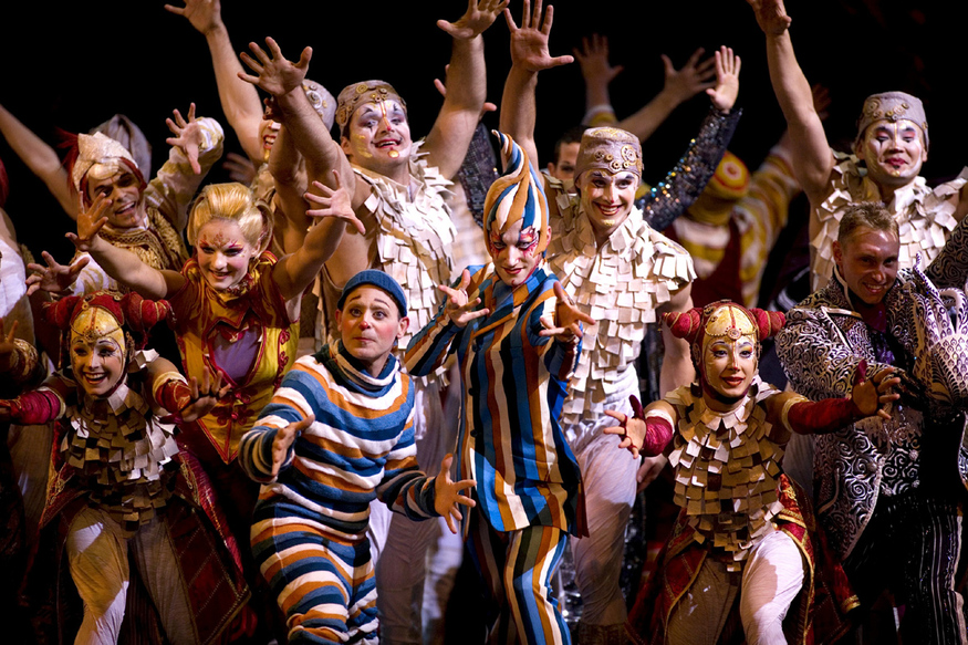 Review: Cirque du Soleil's Kooza @ Royal Albert Hall