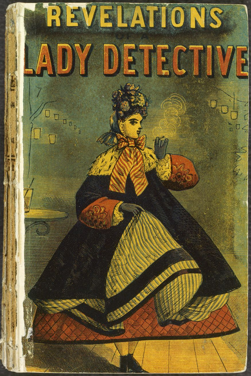 Revelations of a Lady Detective, 1864 (c) British Library Board