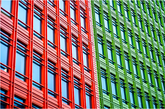 Central St Giles by Sean Batten
