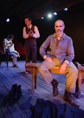 Theatre Review: The Silence of the Sea @ Trafalgar Studios