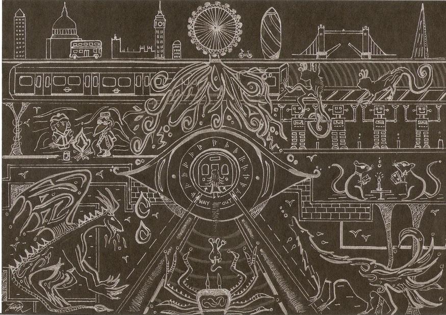 Londonist Underground: Fantasy Underworld
