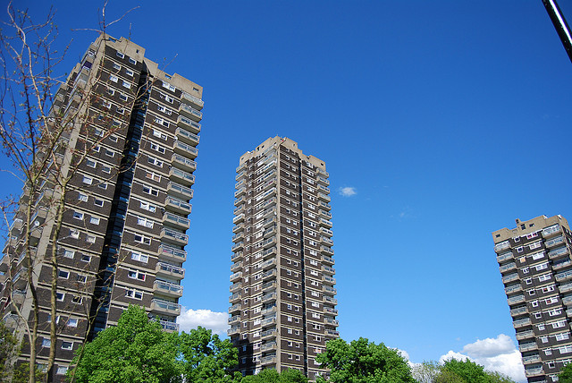 Replace Tower Blocks With Terraced Streets, Says Report