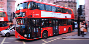 Happy Birthday, New Bus For London