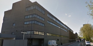 UCL Leases Doomed, Alien-Infested Building