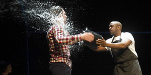 Theatre Review: If You Don't Let Us Dream, We Won't Let You Sleep @ Royal Court