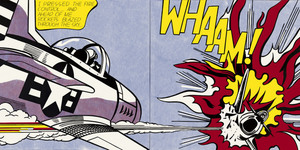 Art Review: Lichtenstein @ Tate Modern