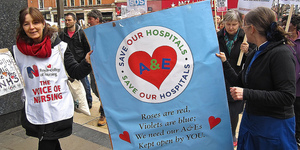 A&Es To Close At Four North West London Hospitals