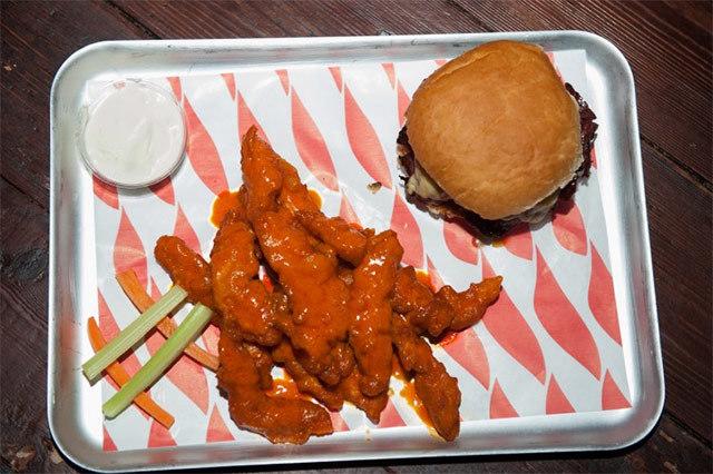 Restaurant Review: Meat Mission, Hoxton Market