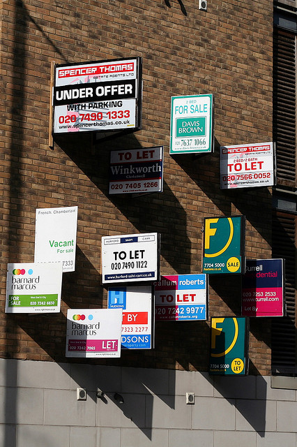 Average London House Price Heading For Half A Million