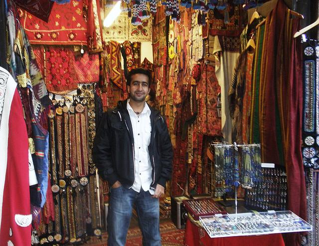 Camden Market by Stephskimo