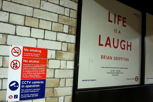Which Are London's Funniest Areas?