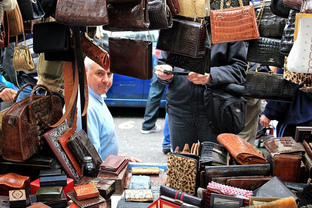 Portpbello Market by londoncyclist