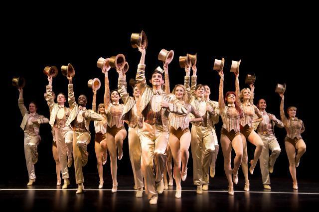 Theatre Review: A Chorus Line @ The London Palladium