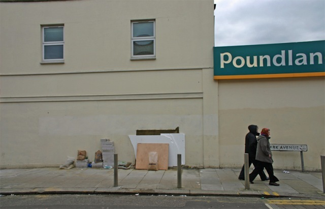 Want To Buy The Turnpike Lane Banksy for $400k?