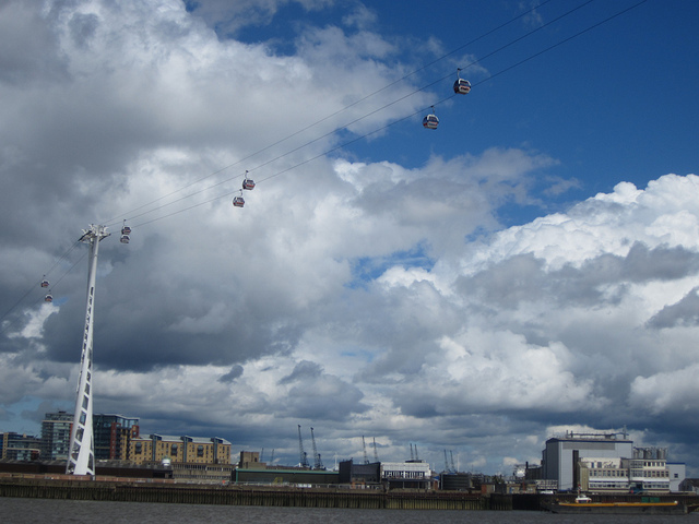 Londonist Alphabet Game: Stupid Things To Do On The Cable Car