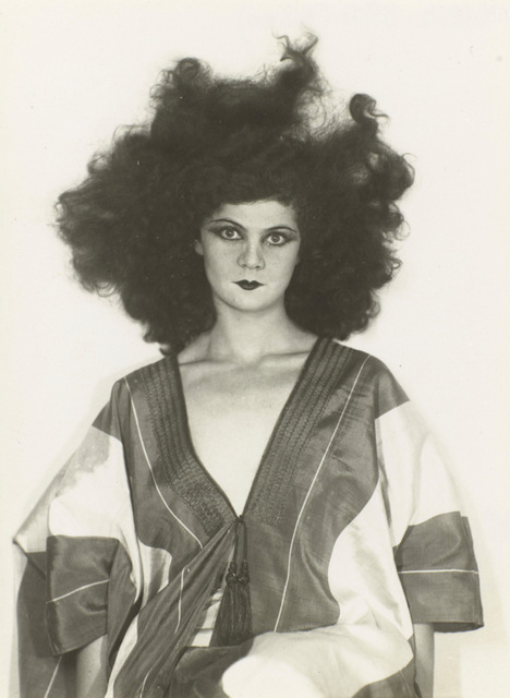 Helen Tamiris, 1929 by Man Ray Collection du Centre Pompidou, Mnam/Cci, Paris, AM 1994-394 (3200)  © Man Ray Trust / ADAGP, Paris © Centre Pompidou,MNAM-CCI,Di st. RMN/Guy Carrard