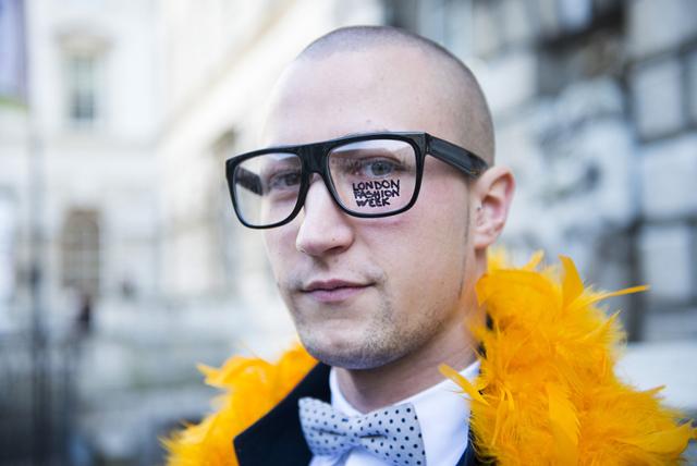 The Friday Photos: Faces Around London Fashion Week