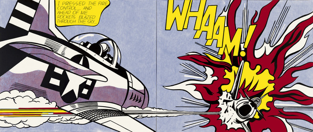 Purchased 1966  �¬�© Estate of Roy Lichtenstein