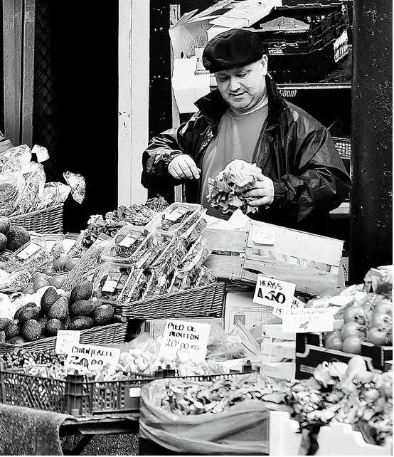 Borough Market by jaykay72
