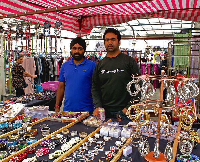 Chrisp Street Market by showitzer