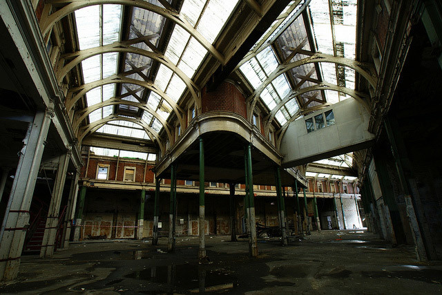 Inside the Fish Market as it is today. Photo / LiamCH