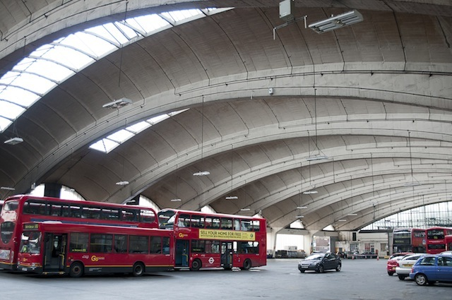 New Exhibition Celebrates Stockwell Bus Garage