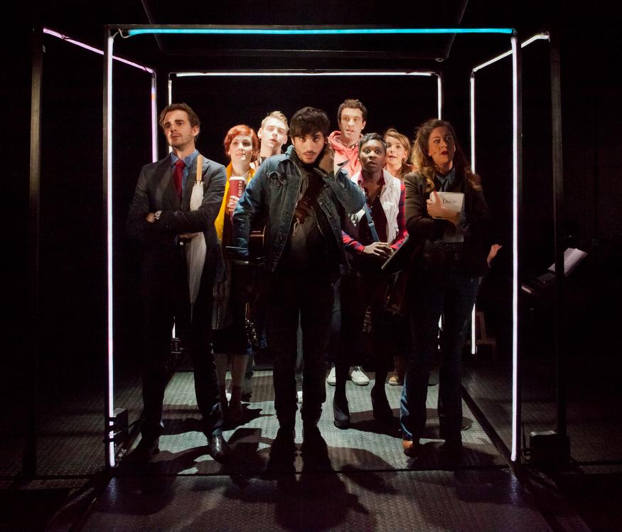 Theatre Review: Lift @ Soho Theatre