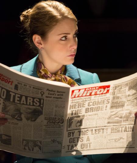Lauren O'Neil as Ann Taylor / photo by Johan Persson