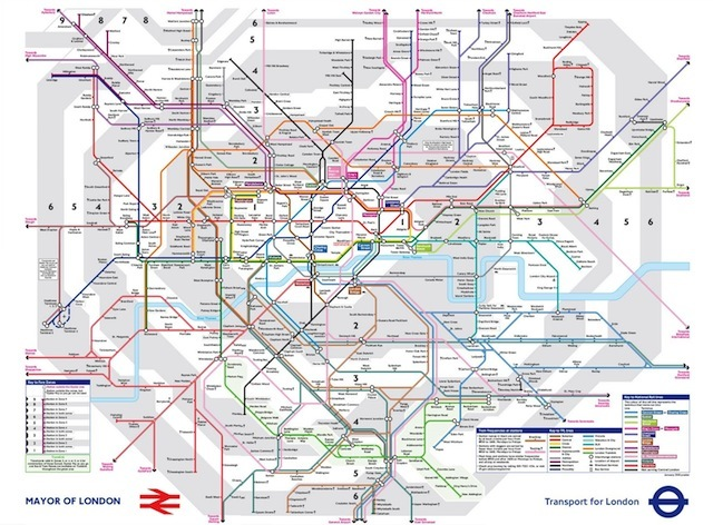 Should We Ditch The Tube Map?