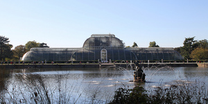 """Fruit Salad Boating Lake"" At Kew Gardens"