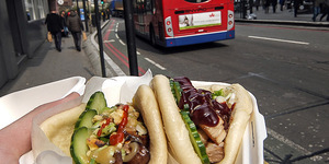 What's For Lunch? Yum Bun, City Road