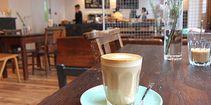 London Blend: Free State Coffee, Holborn